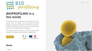 Le site BIOPROFILING est en ligne !